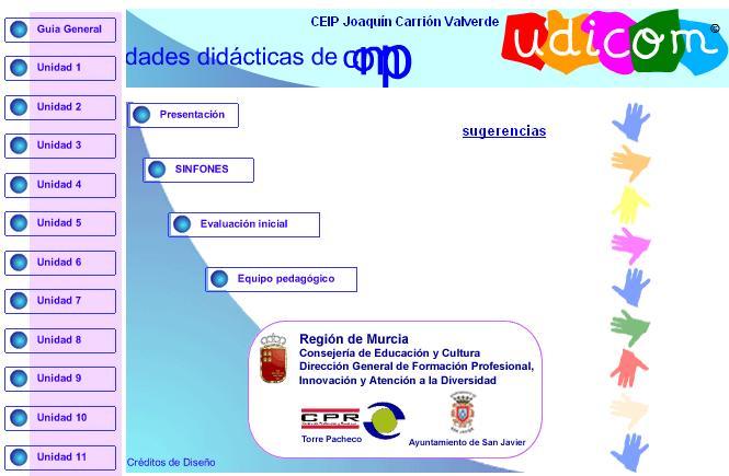 UNIDADES DIDÁCTICAS DE COMPENSATORIA